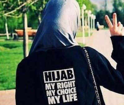 Hijab pilihan