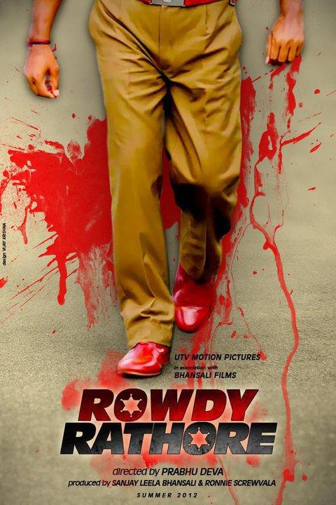 Rowdy Rathore Hindi Movie Stills,Firstlook,Trailer