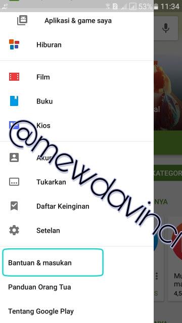 Cara Mengganti Nomor Telepon Di Metode Pembayaran Google Play Store