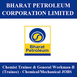 Bharat Petroleum Corporation Limited, BPCL, BPCL Answer Key, Answer Key, bpcl logo