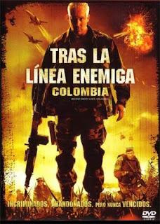 Tras la línea enemiga: Colombia (2009) Online