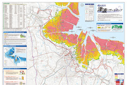 松阪市津波ハザードマップ