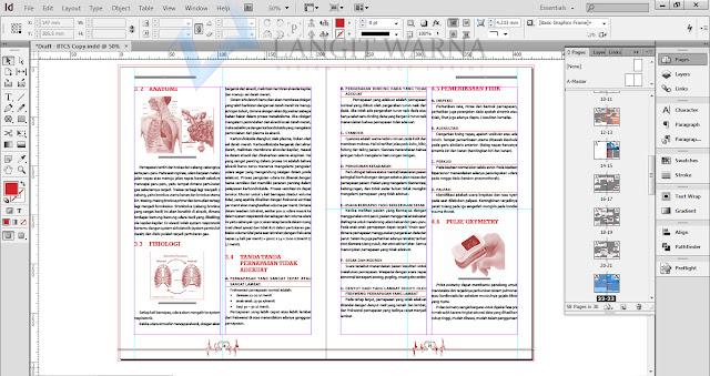 Desain Buku Murah daerah Jakarta