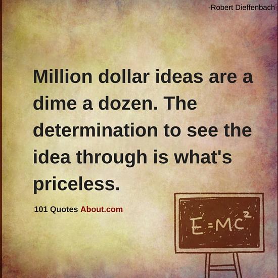 """""""Idea Quotes"""""""