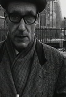 William S. Burroughs. Director of Naked Lunch