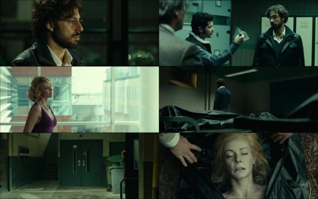 El cuerpo (2012) HD 1080p Castellano