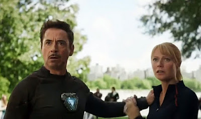 tony and pepper infinity war