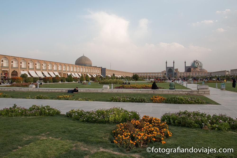Viaje por libre a Irán