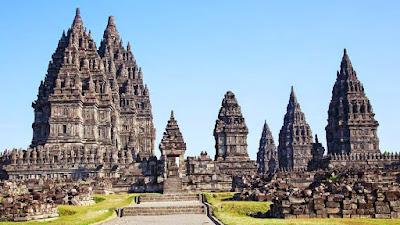 Perbandingan Dinasti Sanjaya dan Syailendra