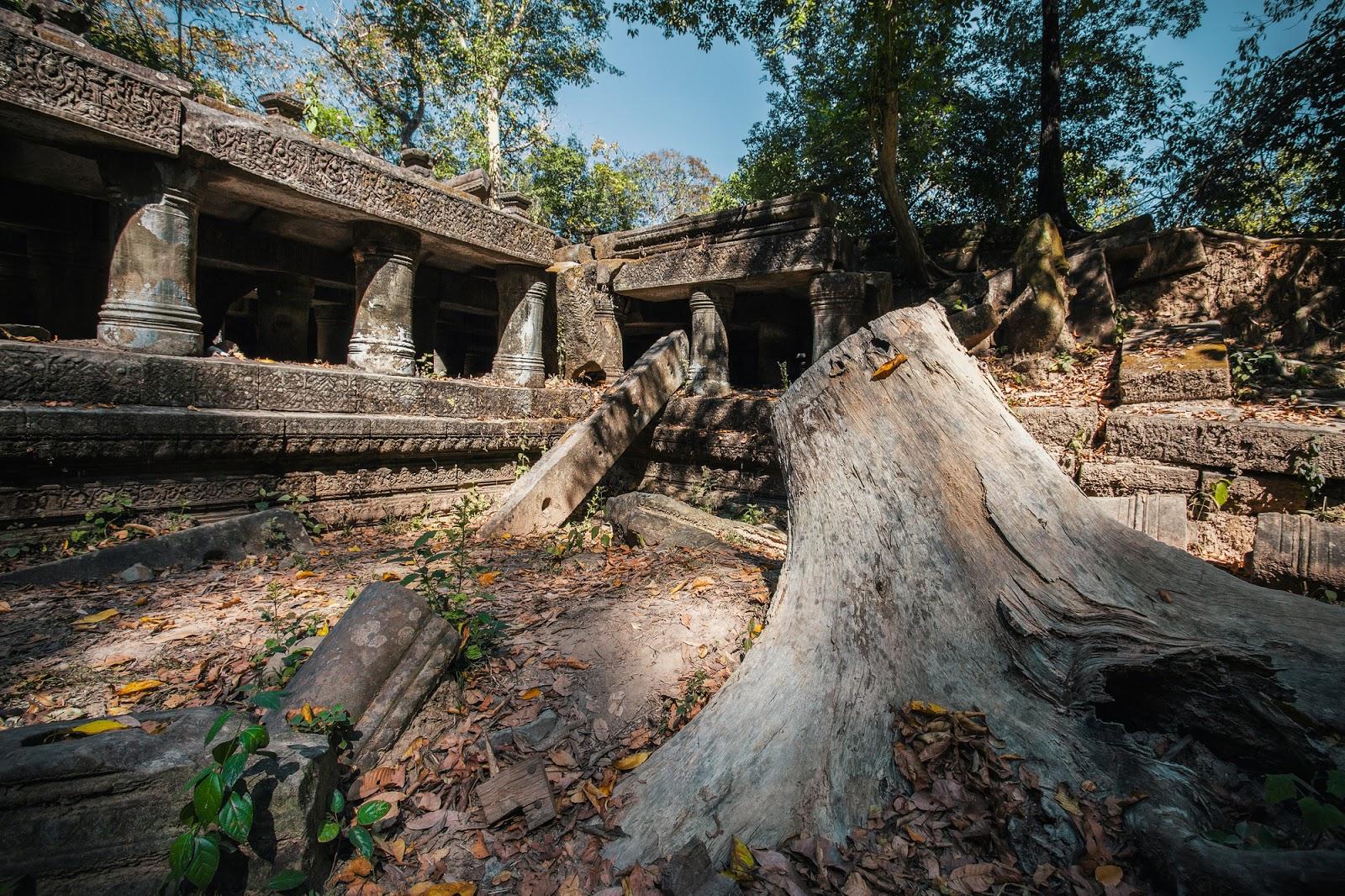 柬埔寨高棉黑魔法佛牌圣物: 吳哥秘境:崩密列