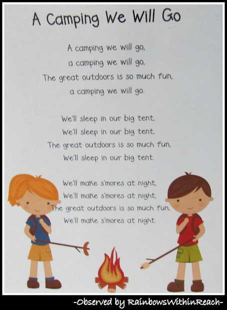 Fun Campfire Songs - Year of Clean Water