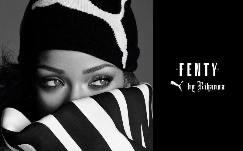 Fenty Puma by Rihanna Campaign Spring/Summer 2017