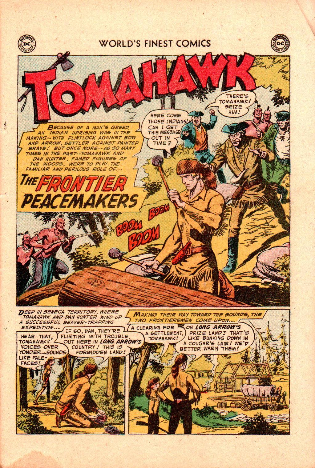 Read online World's Finest Comics comic -  Issue #78 - 27