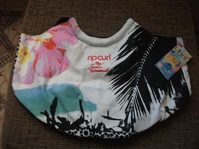 bolsa de praia rip curl