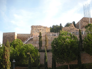 Castillo de la Concepción. Cartagena. Murcia. Castillo. Castle. Château