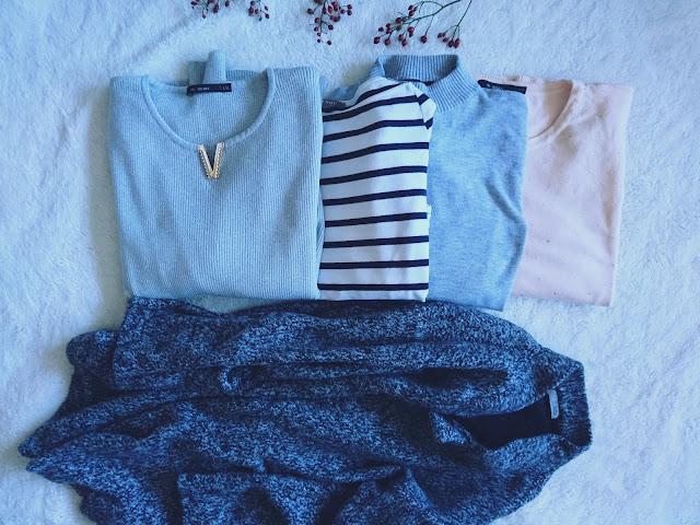 capsule wardrobe, jesienna szafa