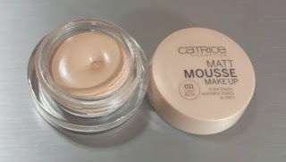 Catrice Matt Musse Make Up 011