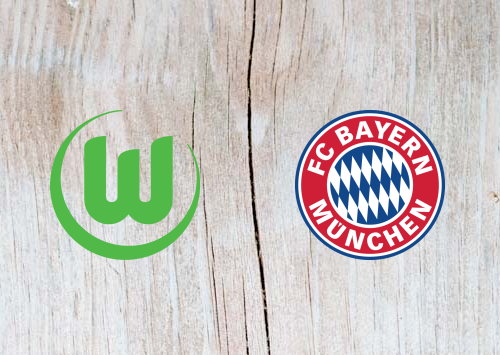 Wolfsburg vs Bayern Munich Full Match & Highlights 20 October 2018