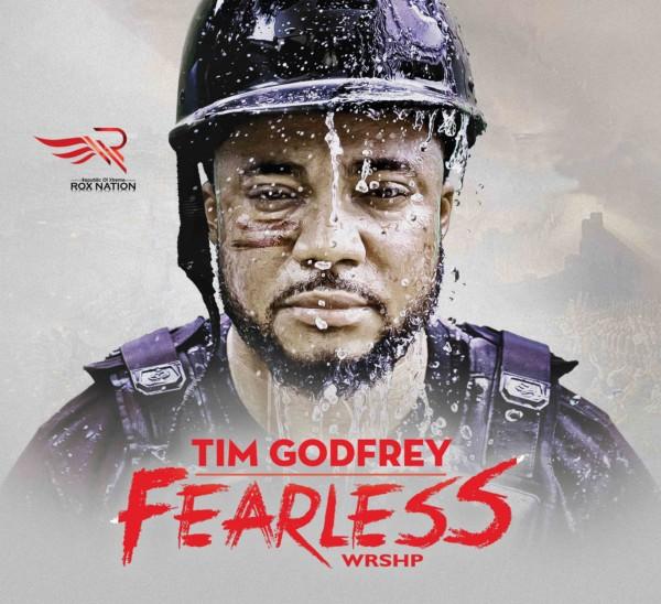 Fearless Worship Album- Tim Godfrey