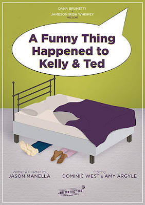 A Funny Thing Happened to Kelly and Ted 2018 movie poster short film