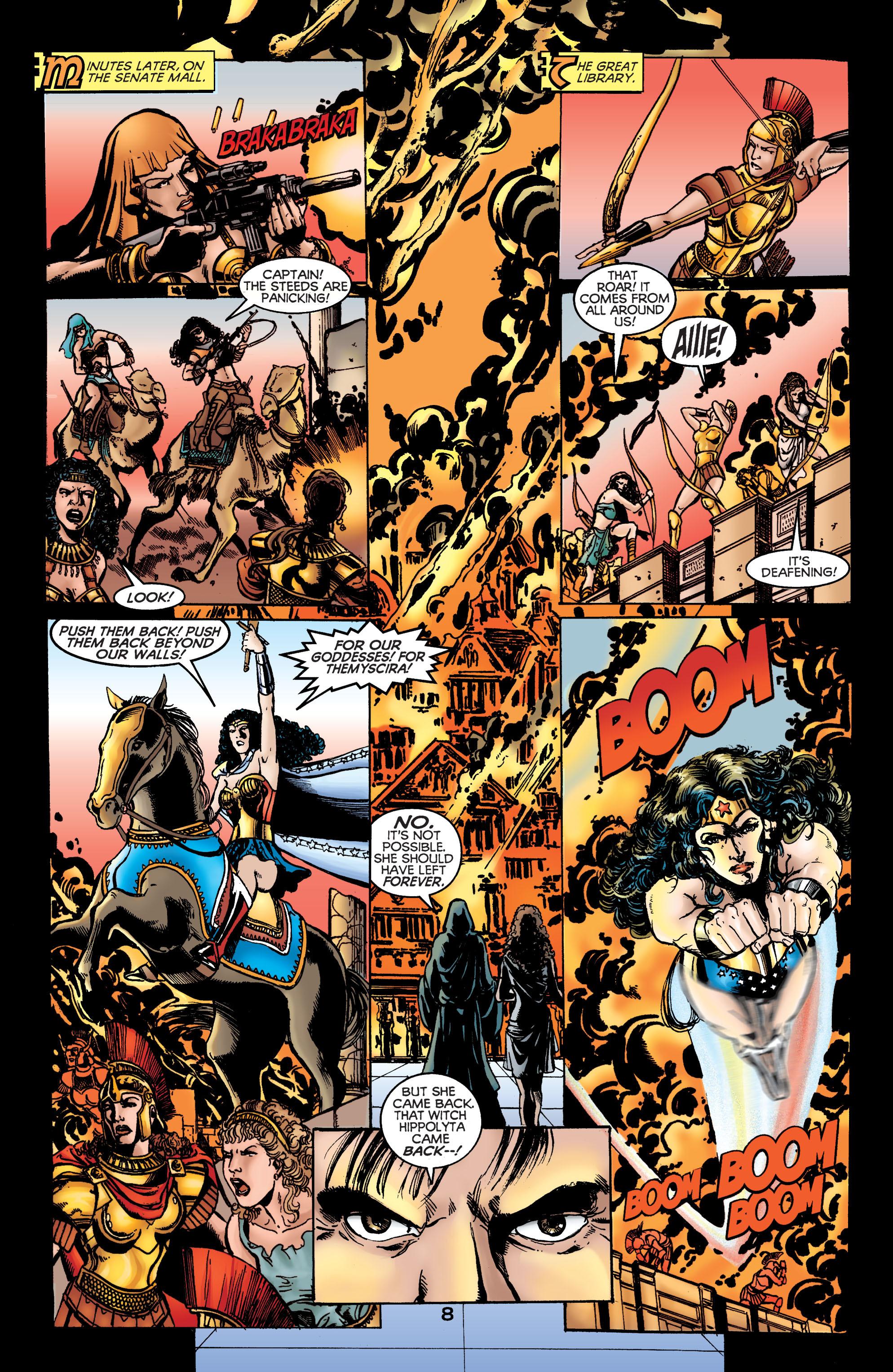 Read online Wonder Woman (1987) comic -  Issue #169 - 9