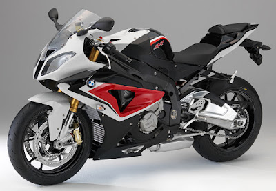 BMW S1000RR body graphics