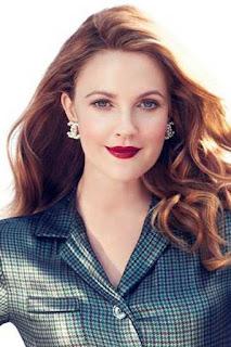 درو باريمور (Drew Barrymore)، ممثلة أمريكية