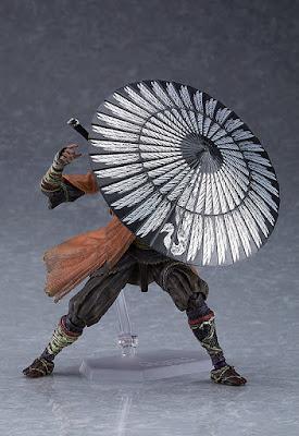 Figuras: Figma de Seikiro del juego Sekiro: Shadows Die Twice - Max Factory