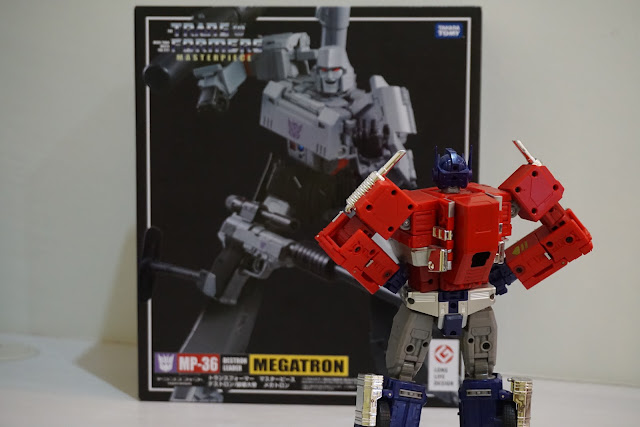 5f67428a262acb BoYs Will bE bOys  MP 36 Megatron Review