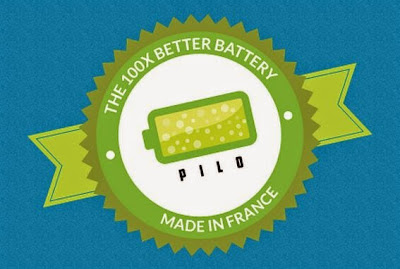 Pilo dura cem vezes mais, Pilo, baterias Pilo, Pilhas Pilo, Pilhas que não acabam nunca, baterias que não acabam, energia, pilhas, tecnologia ambiental,