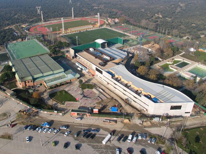 Escuela Aire Libre San Sebastian De Los Reyes Instalaciones Para La