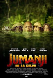 Jumanji: En la selva en Español Latino