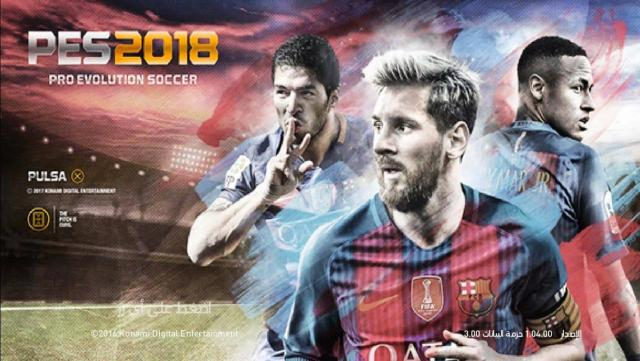 Pes+2018+iso+file+download