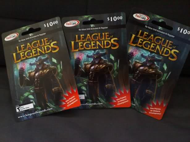 League of legends rp giveaway christmas