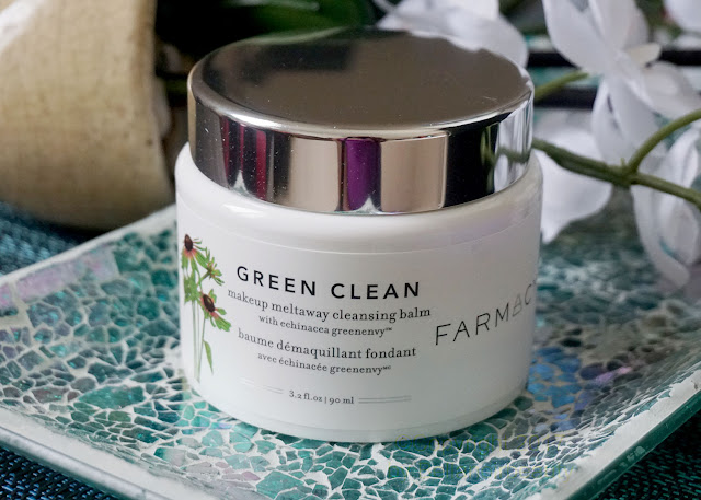 Farmacy Green Clean Cleansing Balm | bellanoirbeauty.com
