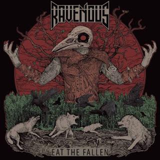 """Ο δίσκος των Ravenous """"Eat the Fallen"""""""