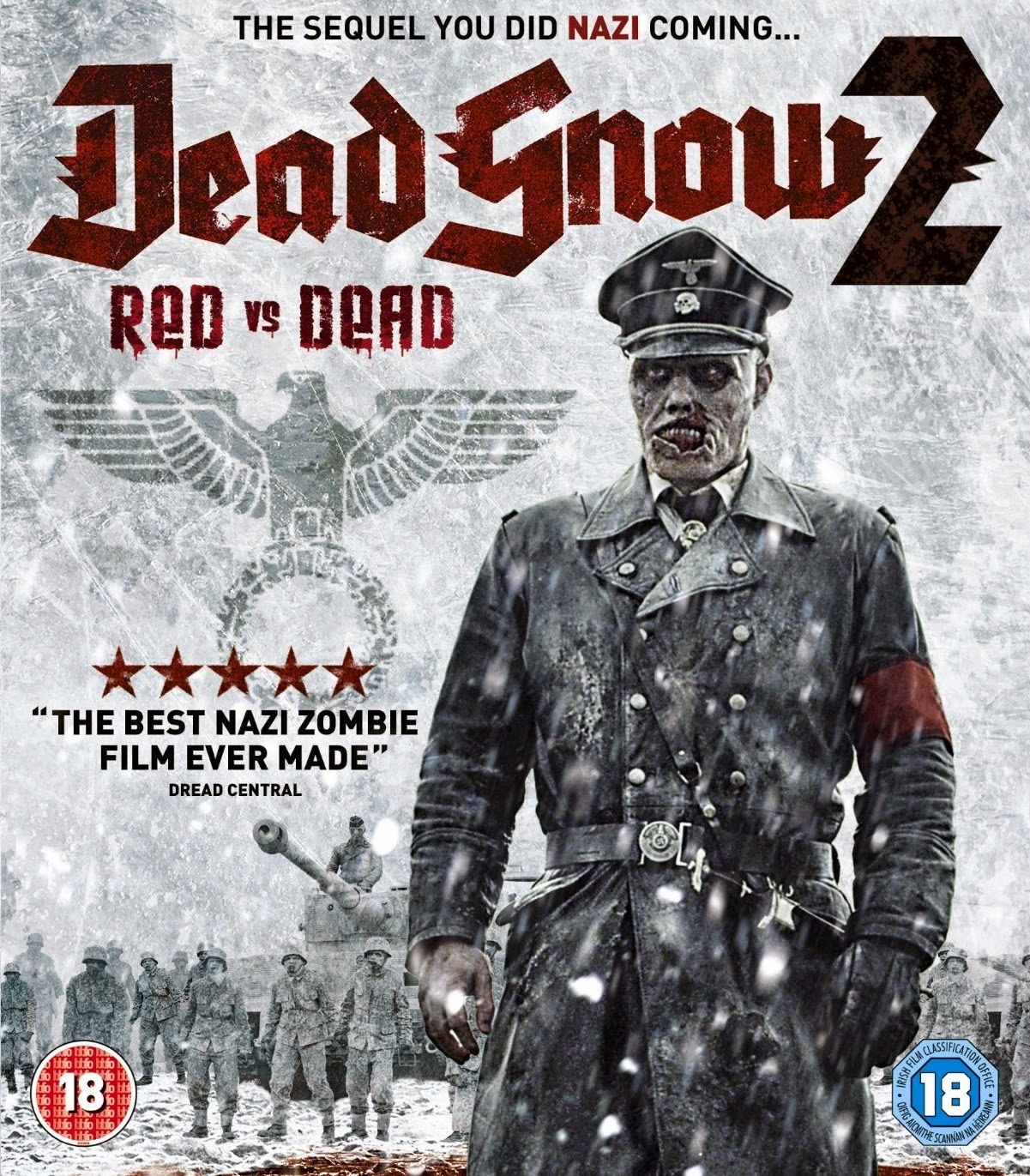 Dead Snow 2 (UK cover)
