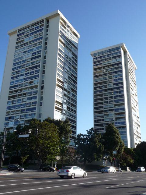the Century towers