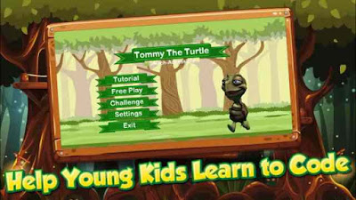 لعبة : Tommy la Tortuga