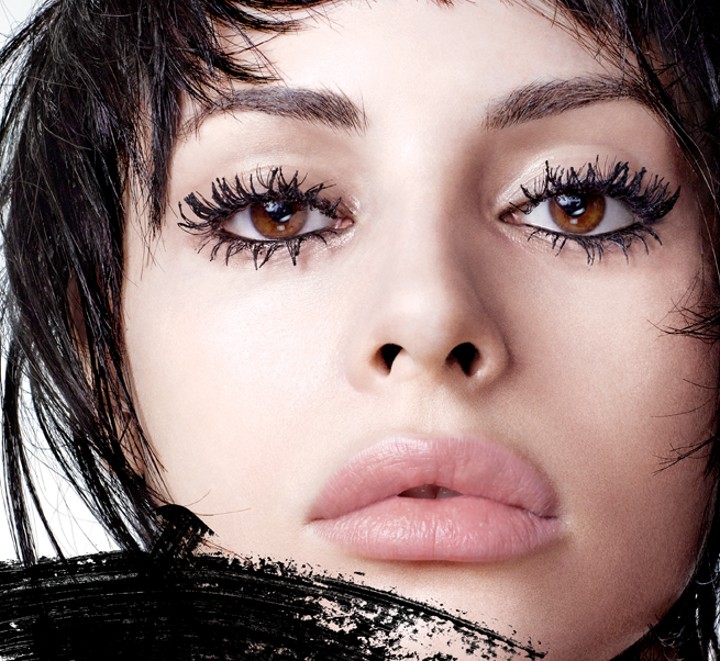 10be0aedd12 (Photo: Maybelline Volum Express Colossal Chaotic Lash mascara campaign)