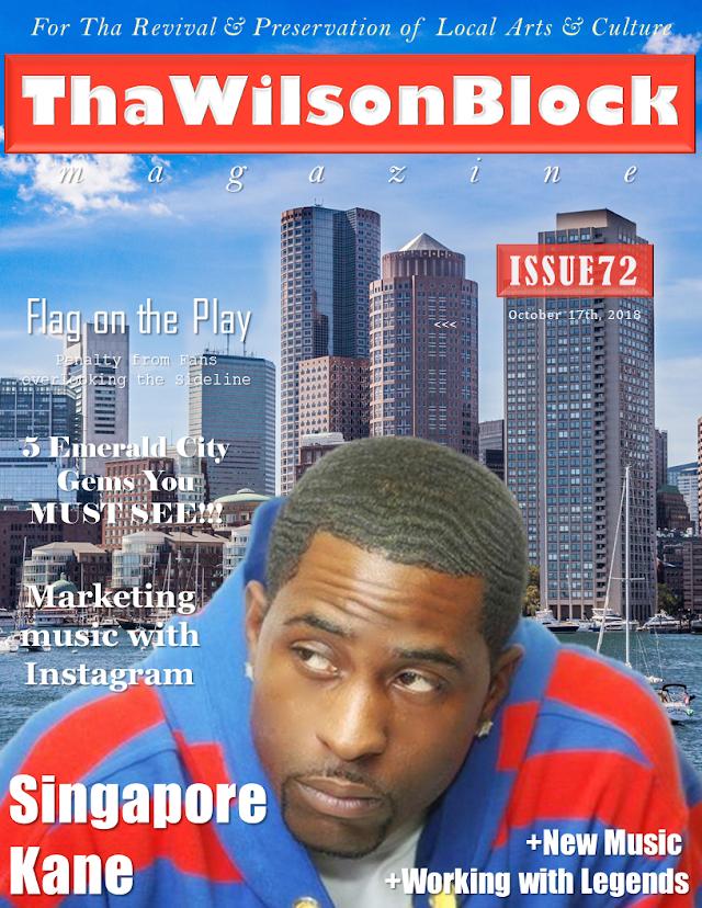 ThaWilsonBlock Magazine Issue72