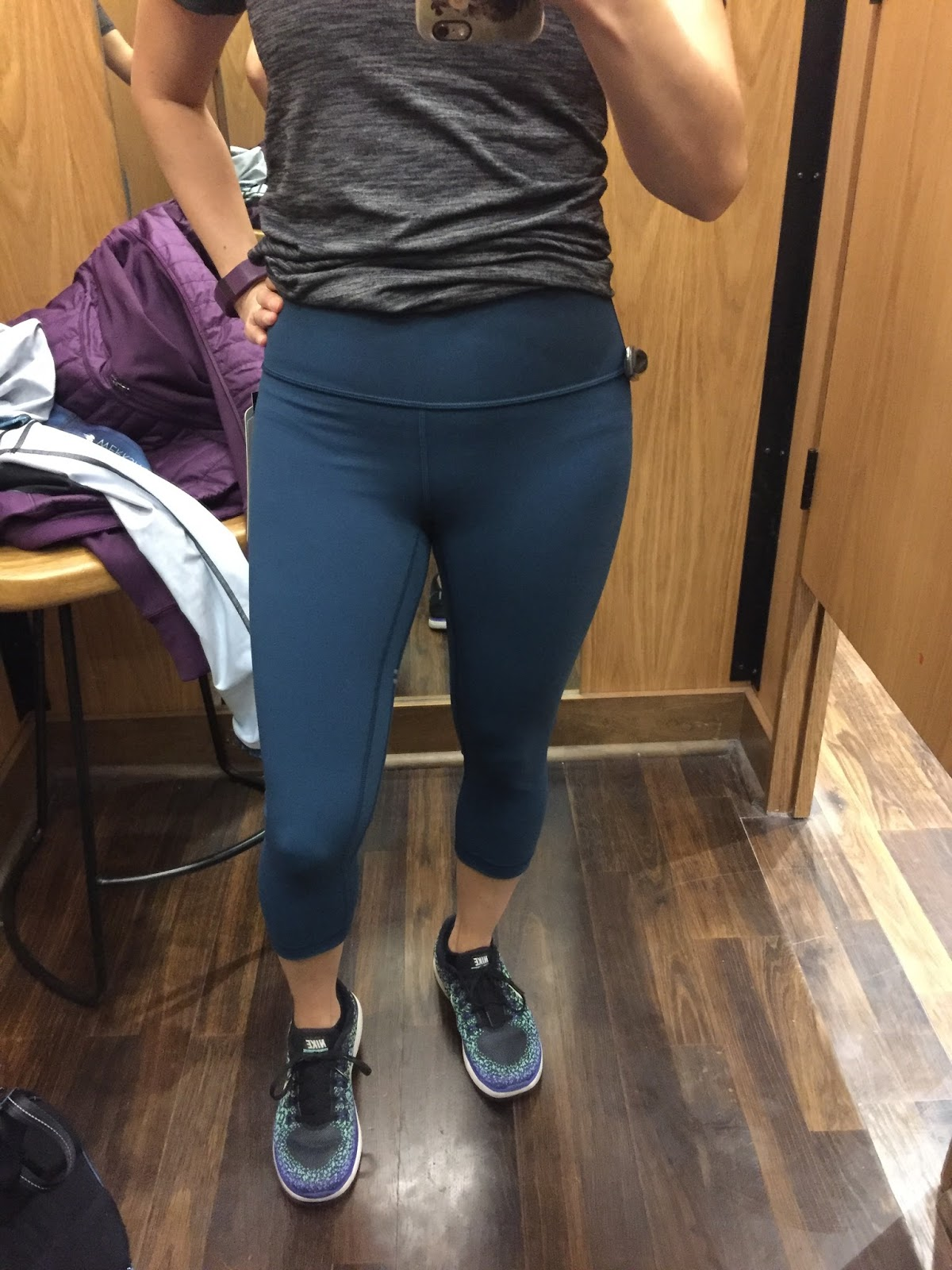 3bd5969f6f6 Petite Impact  Fit Review Friday! First Mile Jacket