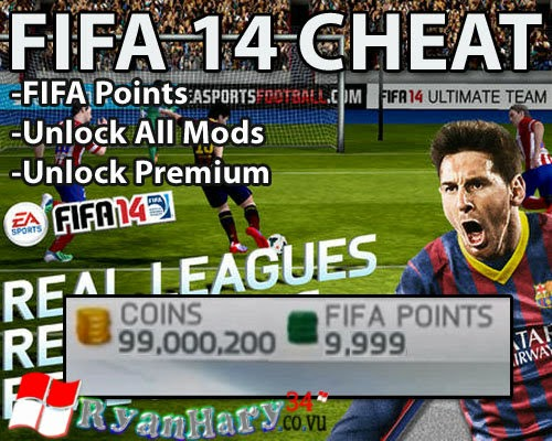 Games FIFA 14 APK by EA SPORTS™ Mod All Unlocked Cheat ...