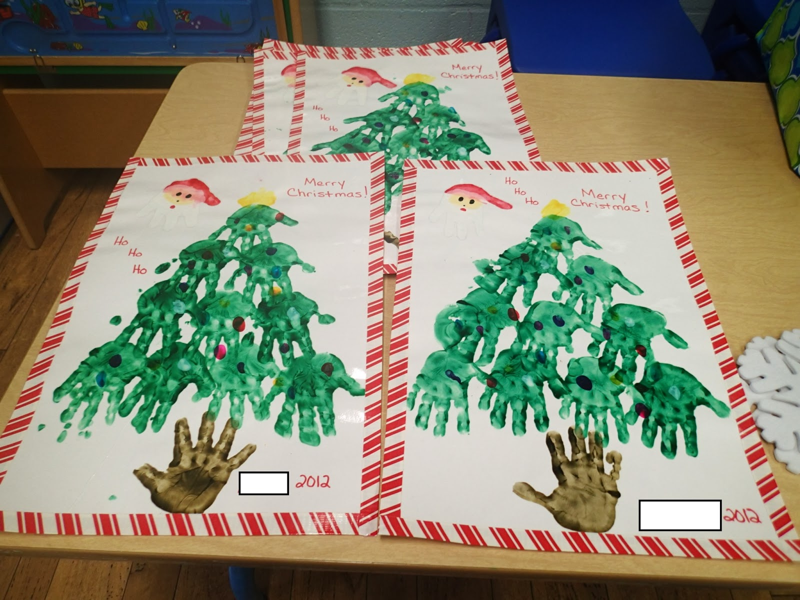 Pre K Blessings Christmas Crafts And Decorations