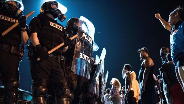 Policía de EEUU mata a otro afroamericano, estallan protestas