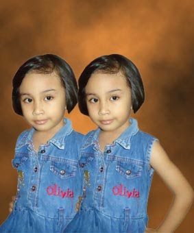 Edit Foto Mirip Studio Photo dengan Photoshop