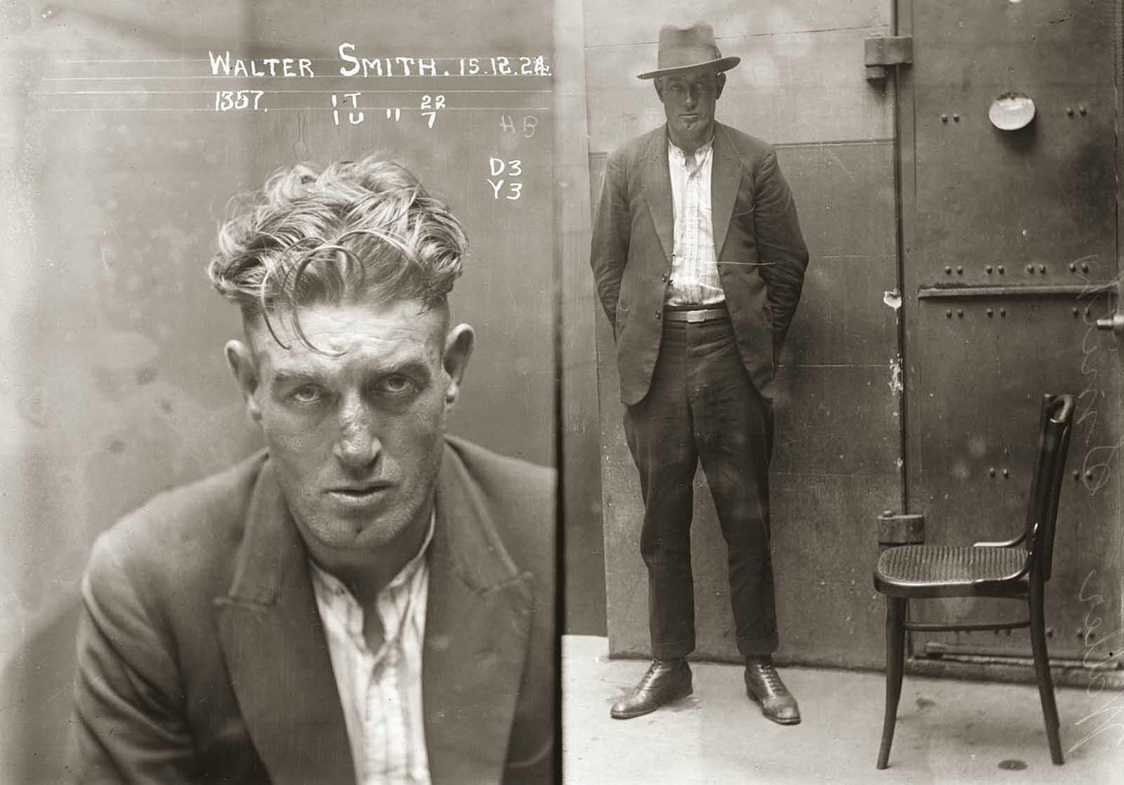 Walter Smith. 1924.