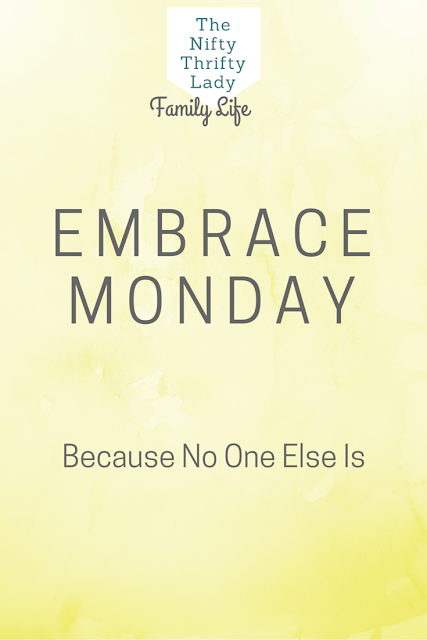 Embrace Monday because now one else is, My #1 Productivity Tip