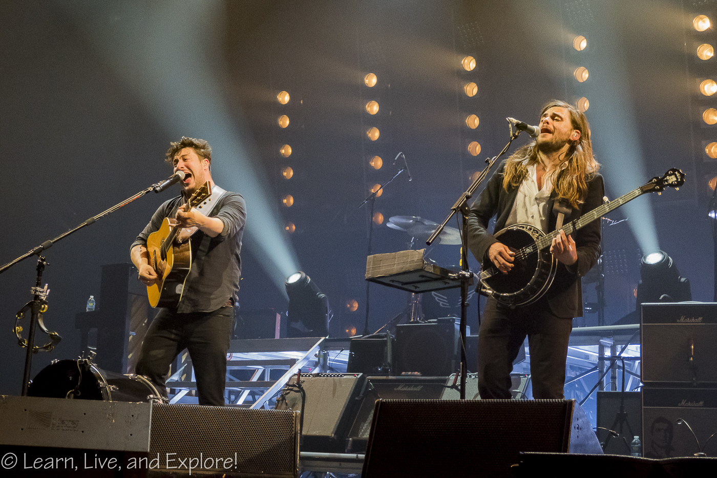 Mumford Amp Sons In Music City Learn Live And Explore