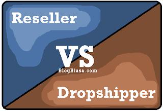 7 Perbedaan dropshipper dan reseller dalam bisnis online / offline shop